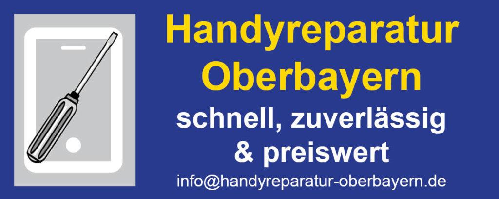 Handyreparatur Oberbayern